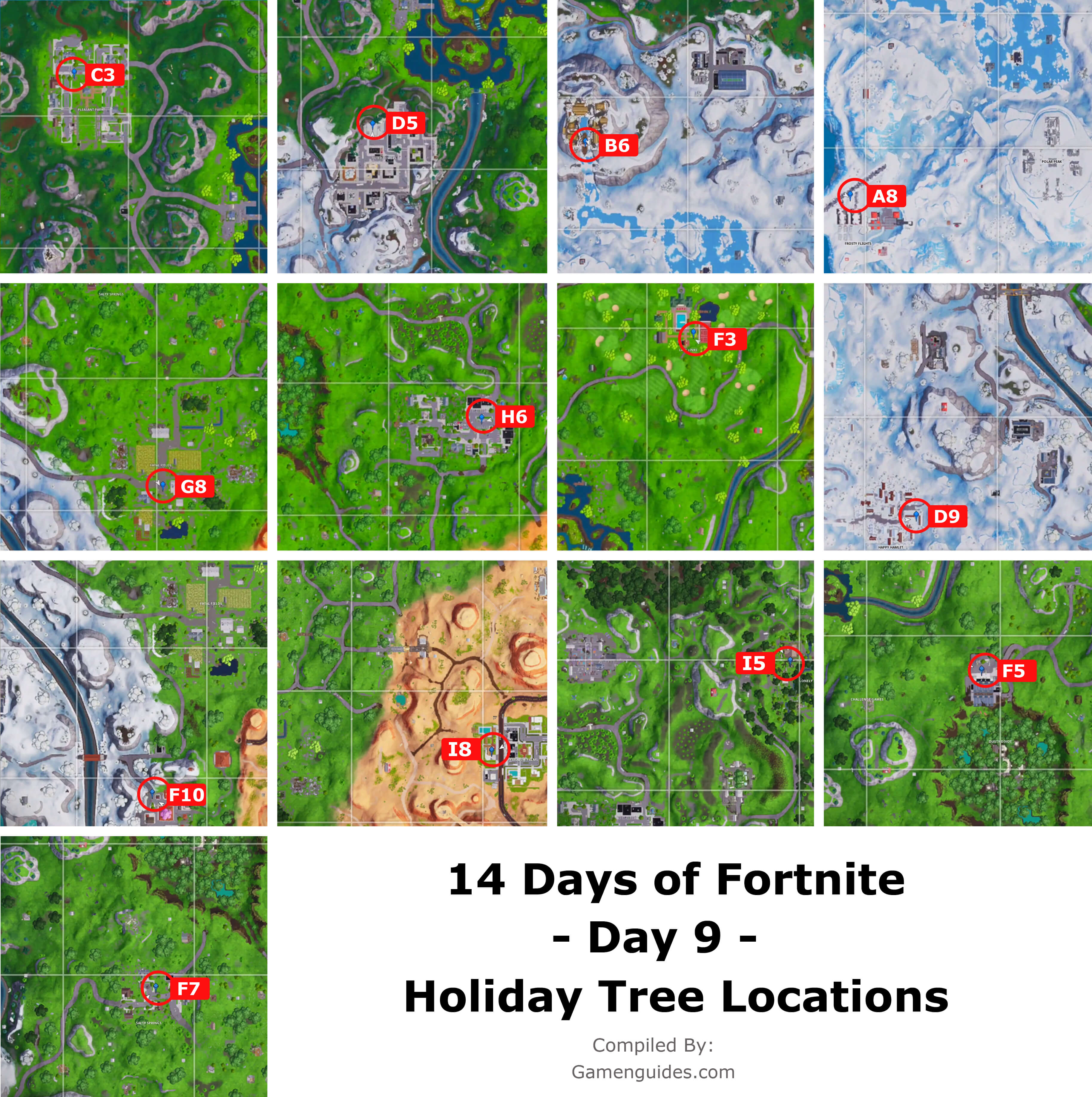 All Christmas Tree Locations Fortnite.Us Retailers Hope Higher Pay Will Buy More Efficient Workers