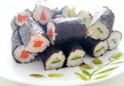 How to make Japanese Veg |Vegan Sushi at home