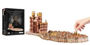 Puzzle 3D Approdo del Re - idea regalo