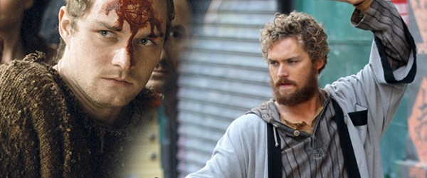 Finn Jones - Loras Tyrell - Danny Rand Iron Fist