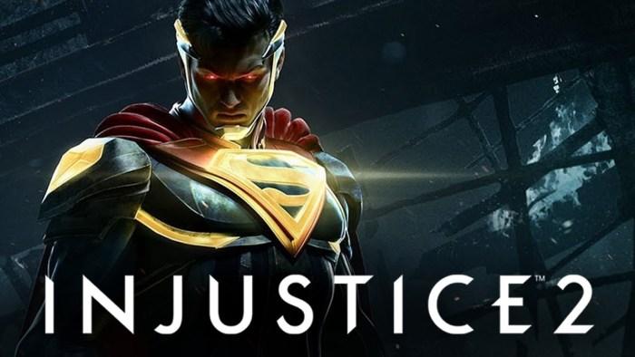 Injustice 2 mac download