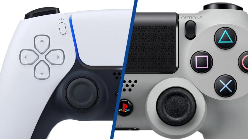Playstation 5 παίζει παιχνίδια PlayStation 4
