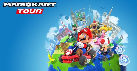 mario kart tour gamersOverla