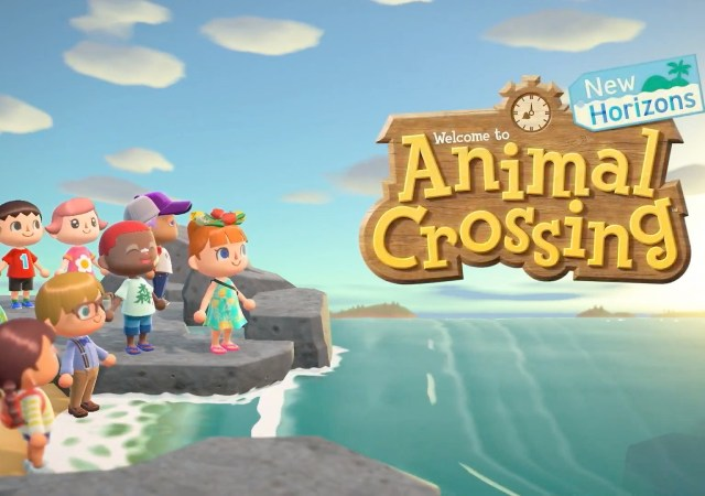 Animal Crossing: New Horizons gamersOverla
