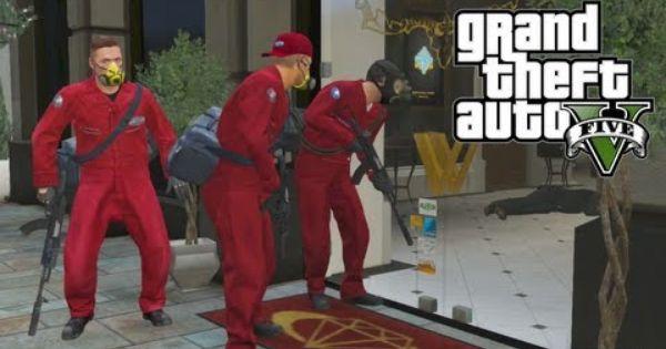 Grand Theft Auto 5 en epic store gamersOverla