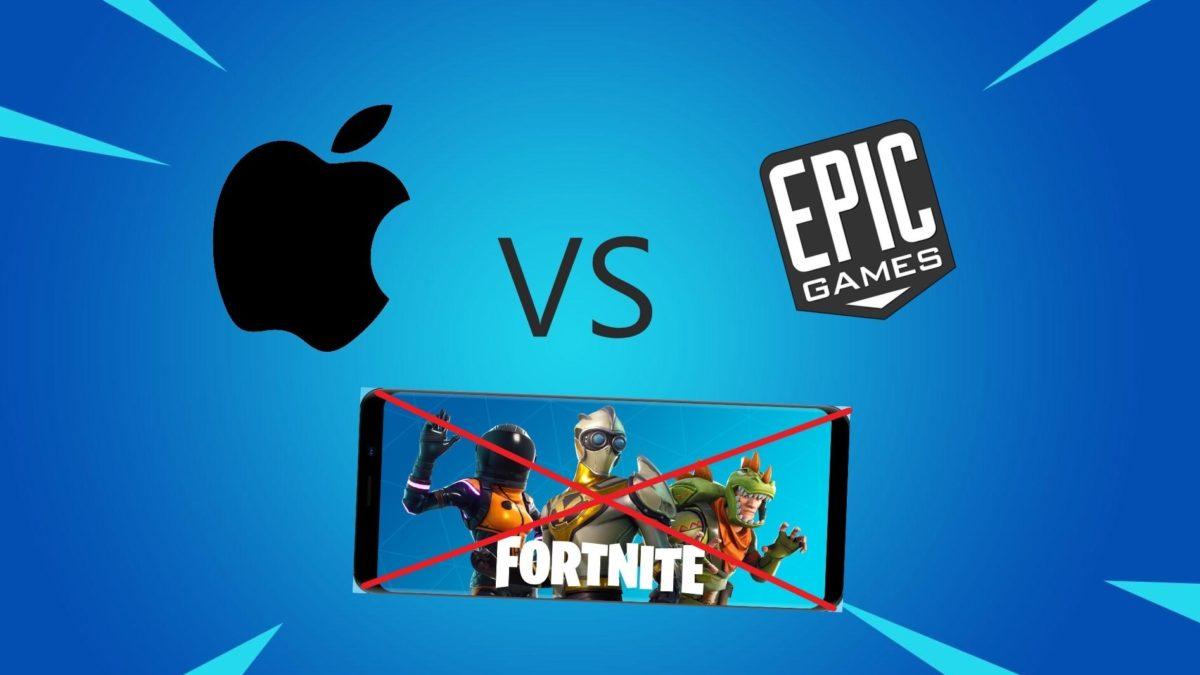 Epic Apple Fortnite