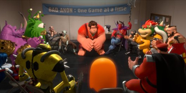 wreck-it ralph_post