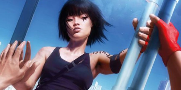 Mirror's edge_post