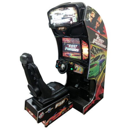 Fast and Furious Racing Arcade