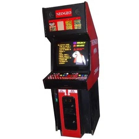 Neo Geo Arcade Game