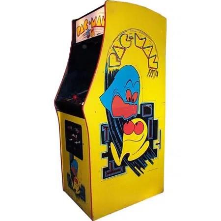 Pac Man Arcade Game