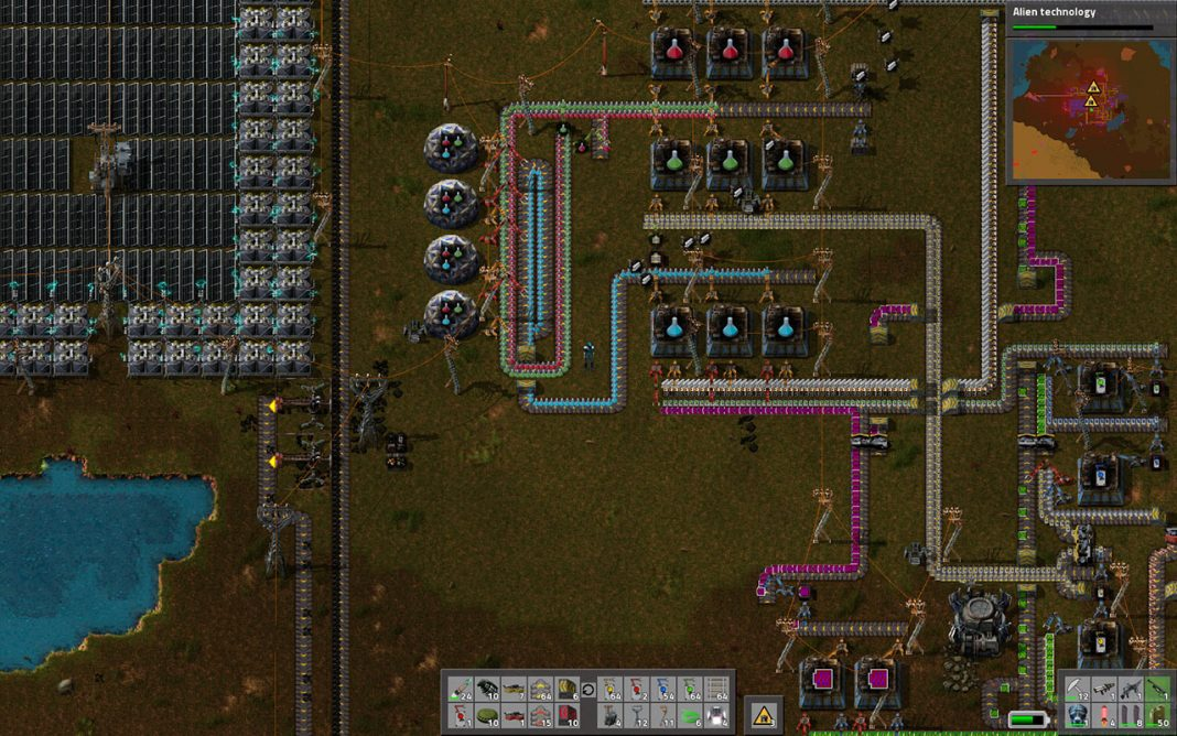 Rail Station Unloader Belt Designs Album On Imgur Empty Layouts Reacttant R  Factorio Use Chain Signals When You Need To Read The Status Of The Rail  Signals ...