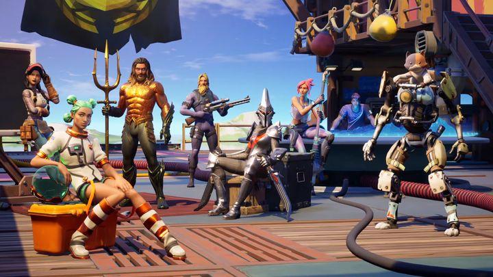 Fortnite - Season 3 Brings New Battle Pass and Aquaman ...