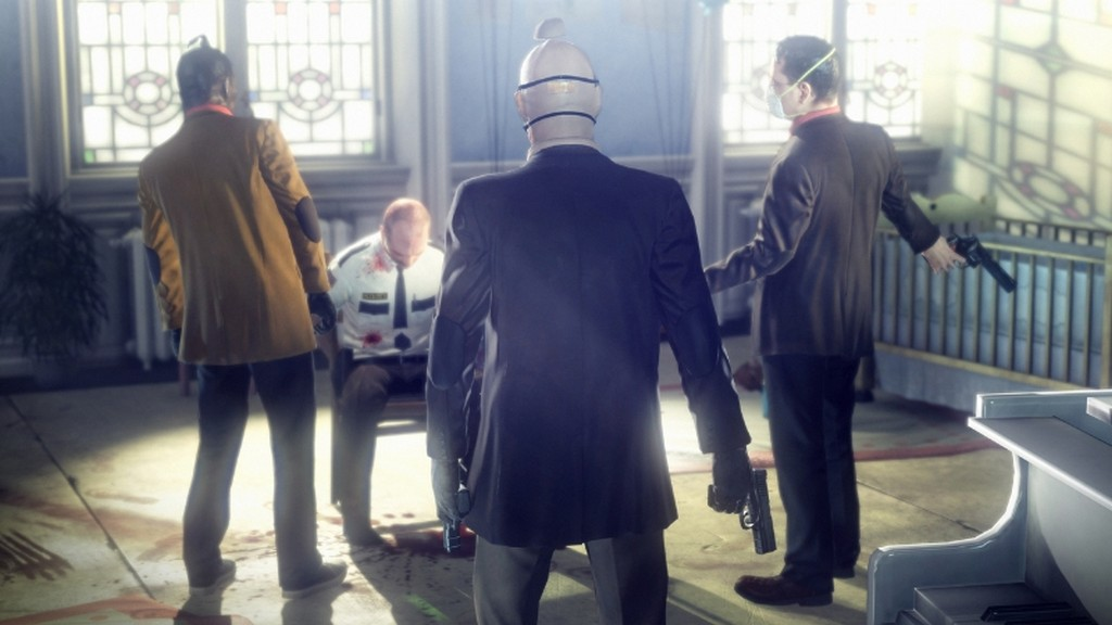 Hitman Absolution Lead Platform Is PS3 New Screenshots