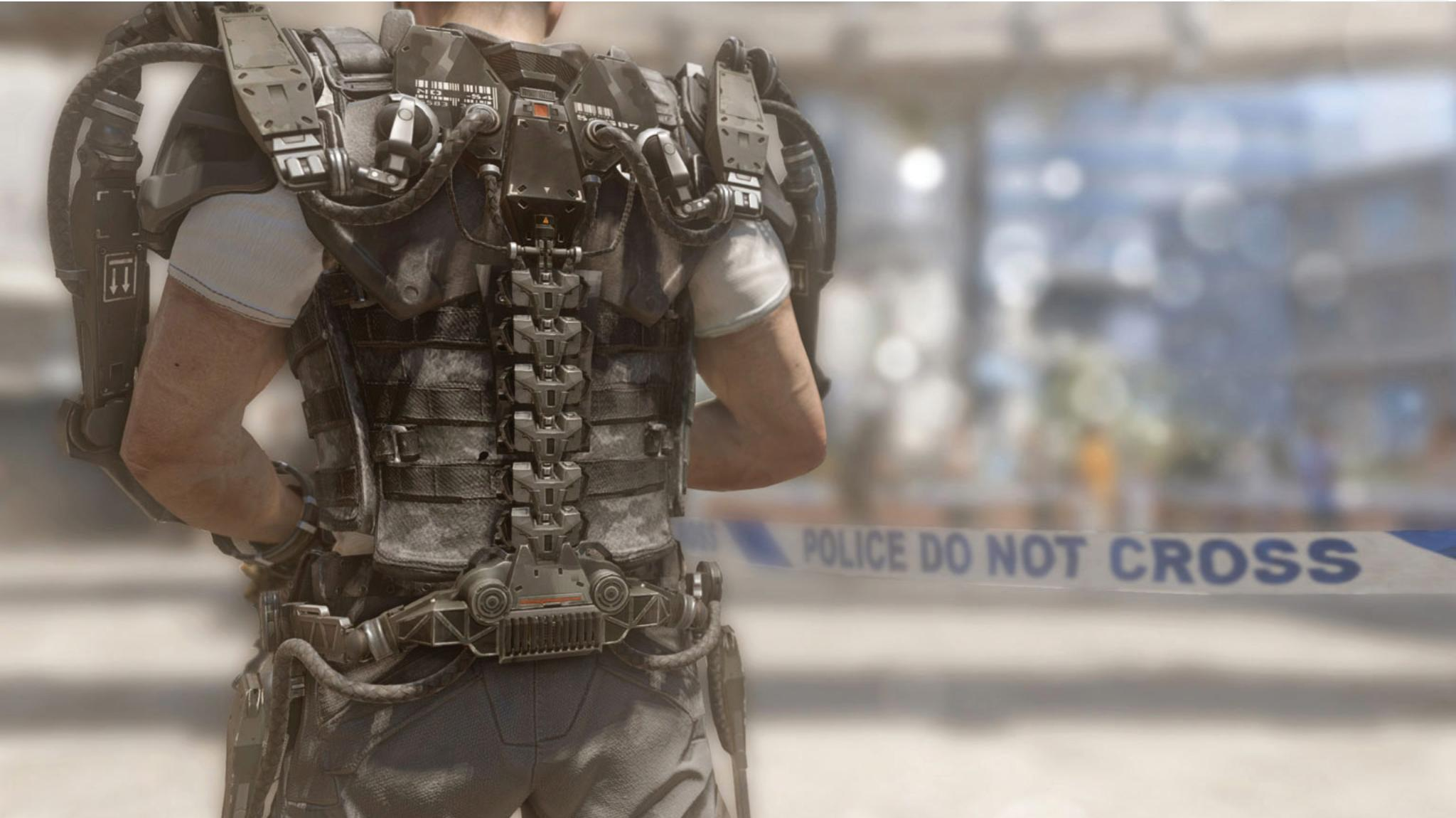 More Call Of Duty Advanced Warfare In Game Screens And