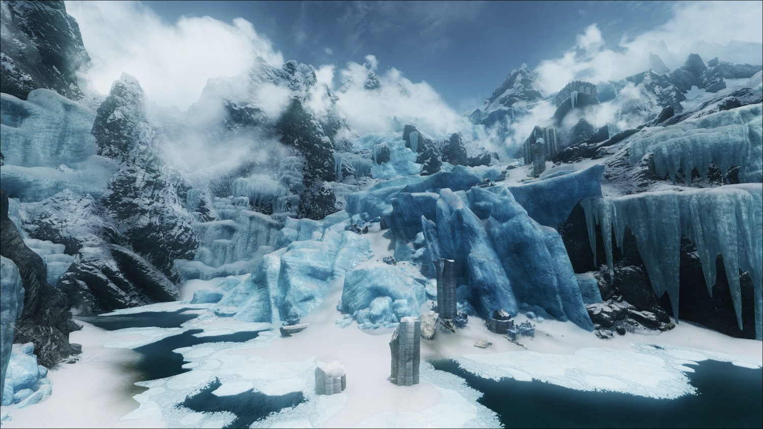 These Modded Elder Scrolls V Skyrim Screenshots Puts PS4Xbox One GraphicsVisuals To Shame