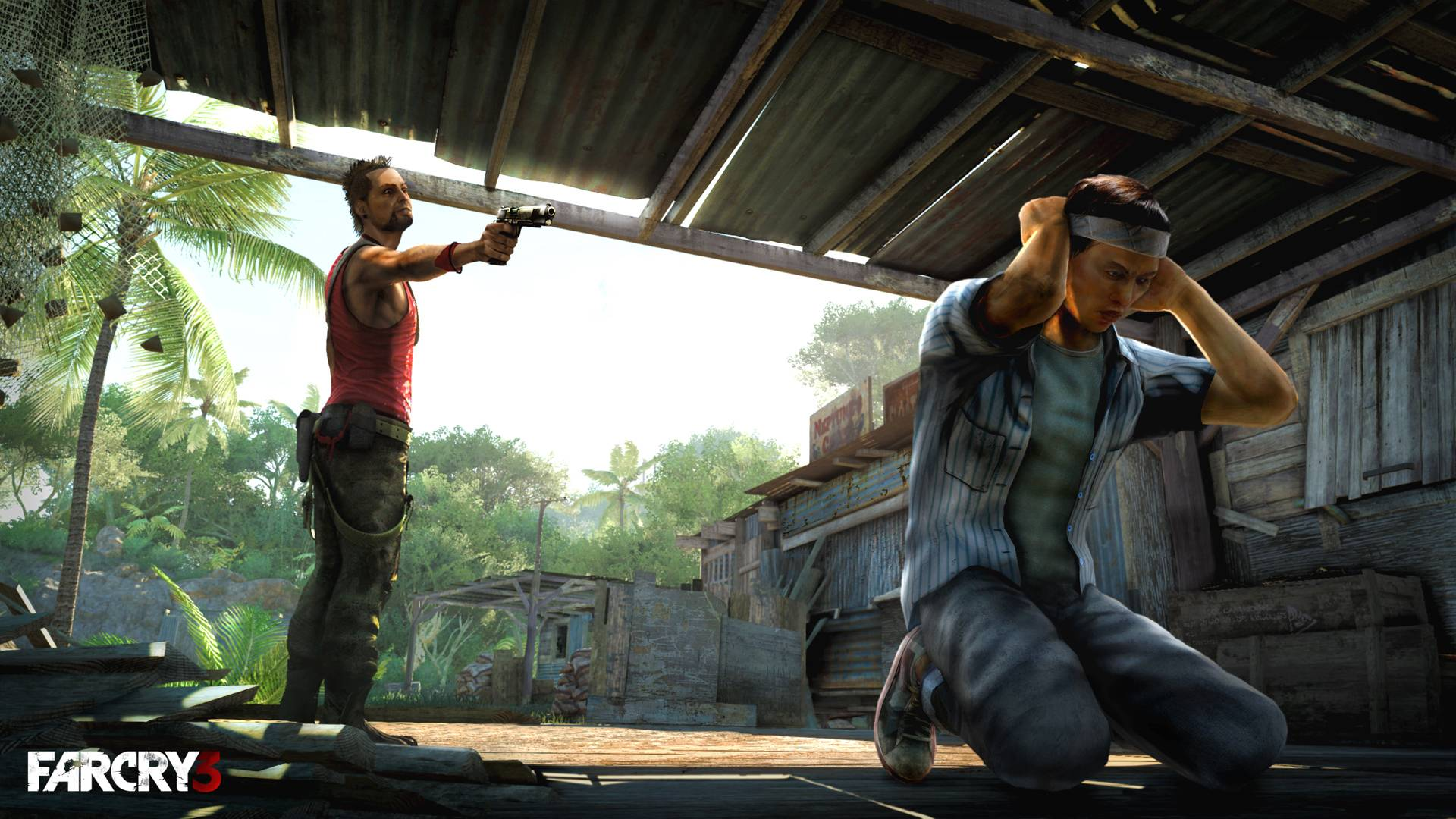 Far Cry 3 New Screenshots Are Amazing