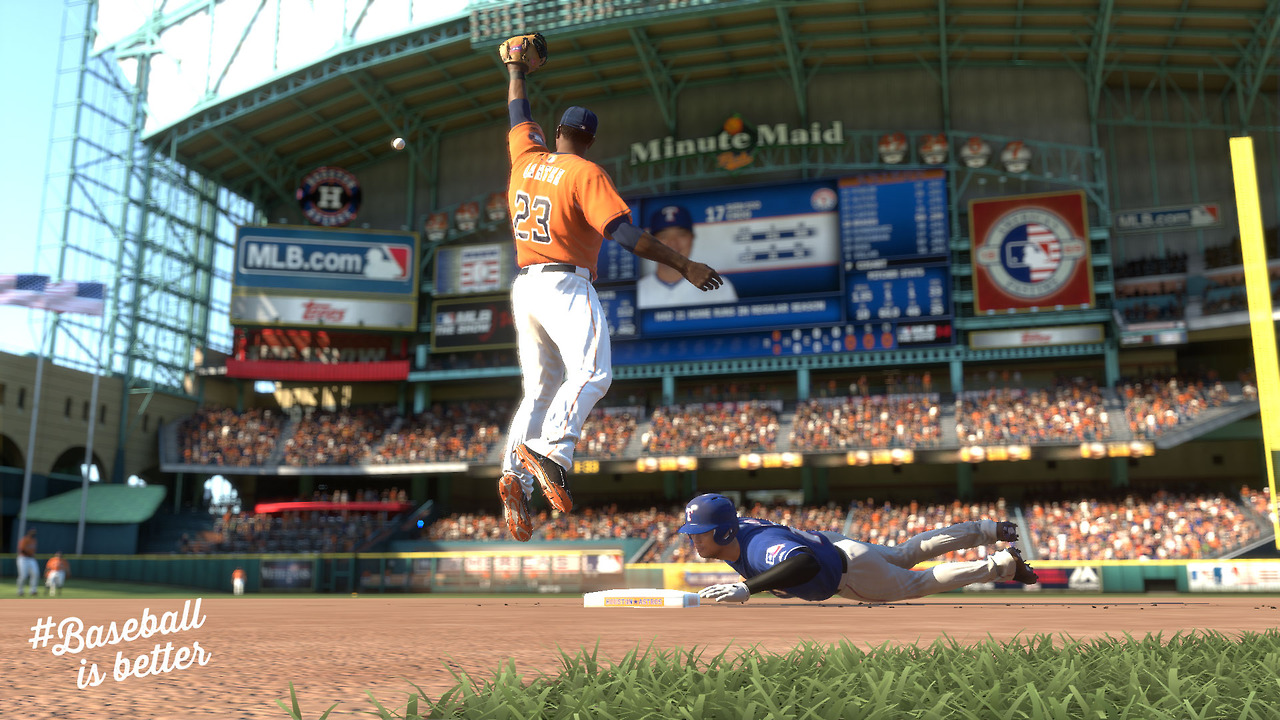 MLB 14 The Show PS4 Review Truly Next Gen Baseball Game