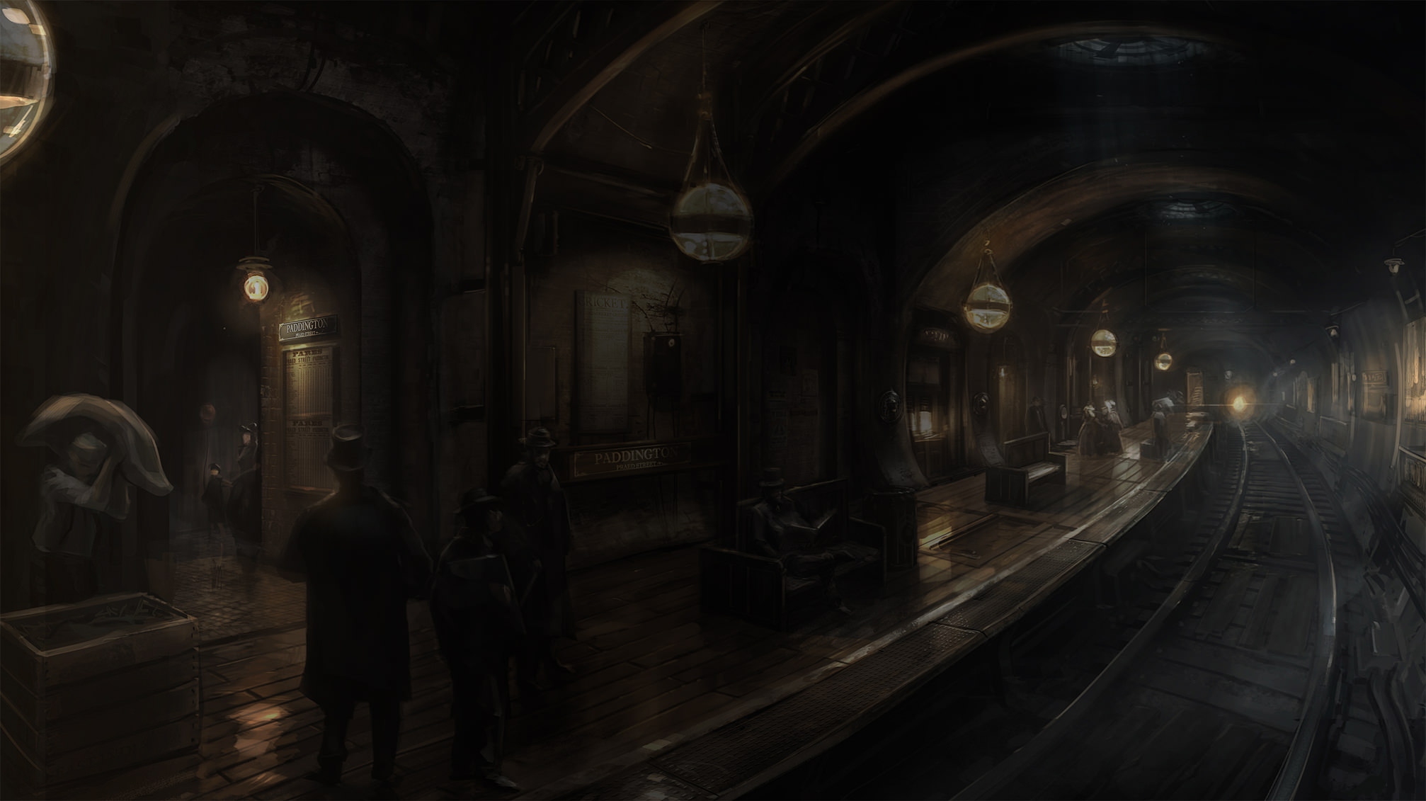 PS4 Exclusive The Order 1886 Gets New Gorgeous Looking
