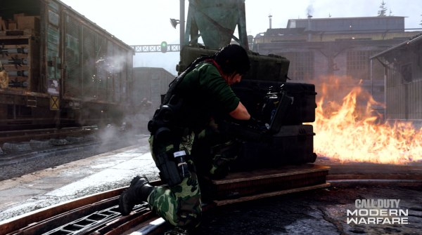 Call of Duty: Modern Warfare battle royale mode might be coming in March
