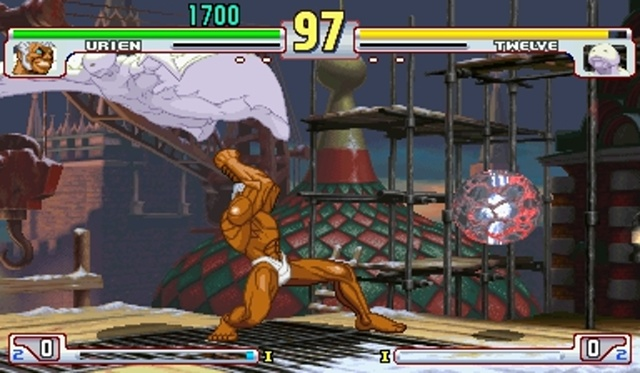 Street Fighter III 3rd Strike Fight For The Future Game