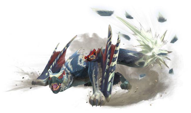 Monster Hunter 2: Wings of Ruin 故事