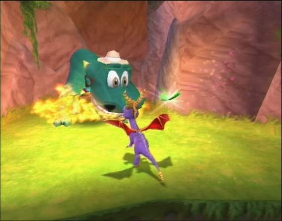 Pictures Of Spyro Enter The Dragonfly 911