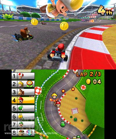 Mario Kart 7 Review Gamereactor