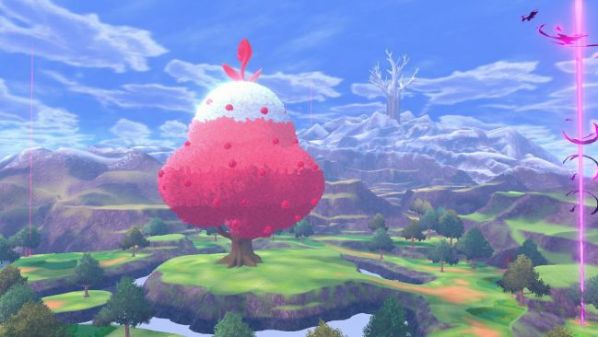 Pokémon Sword/Shield: The Crown Tundra