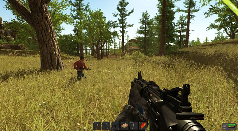 Image result for rust video game
