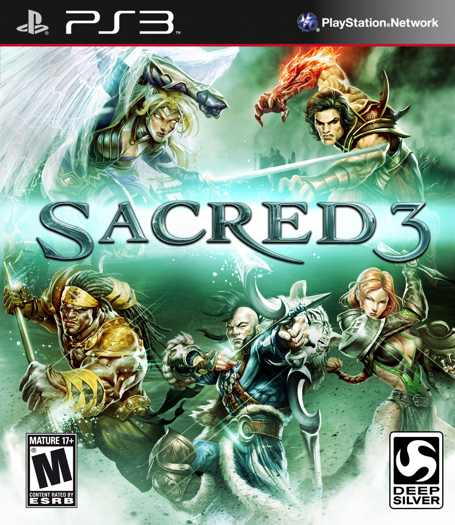Sacred 3 Release Date Xbox 360 PS3