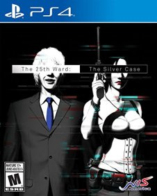 The 25th Ward: The Silver Case Standard Edition