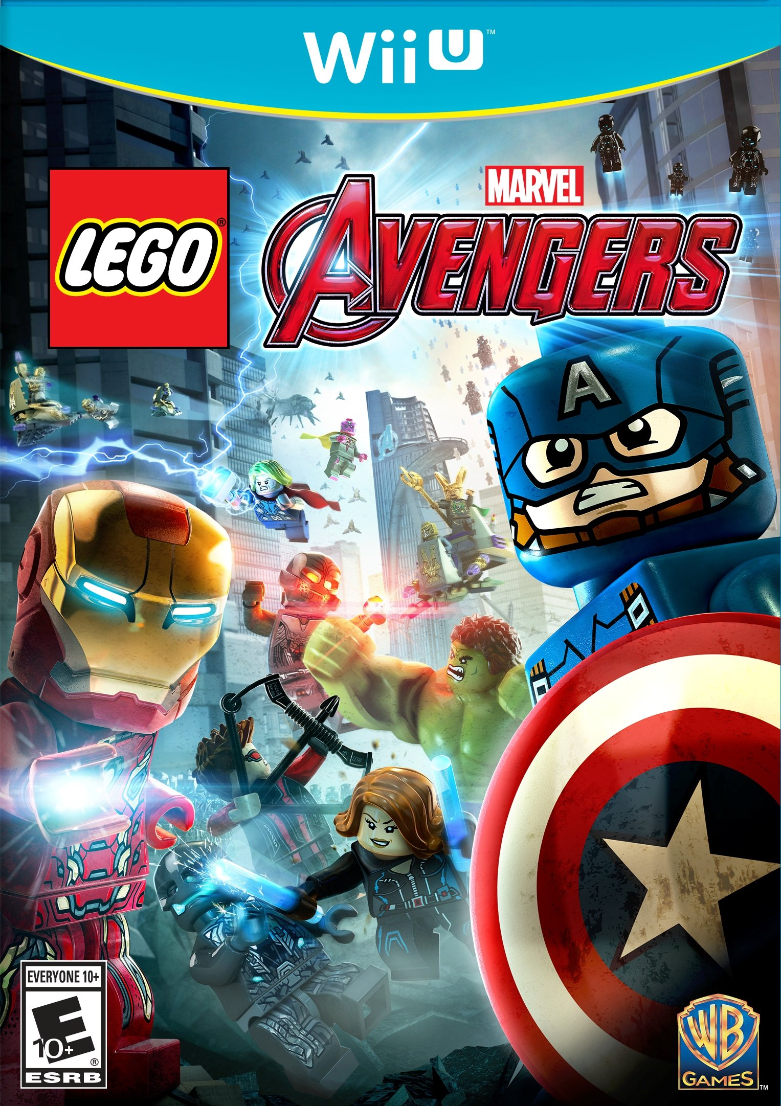 LEGO Marvels Avengers Release Date Xbox 360 PS3 3DS Vita Wii U Xbox One PS4