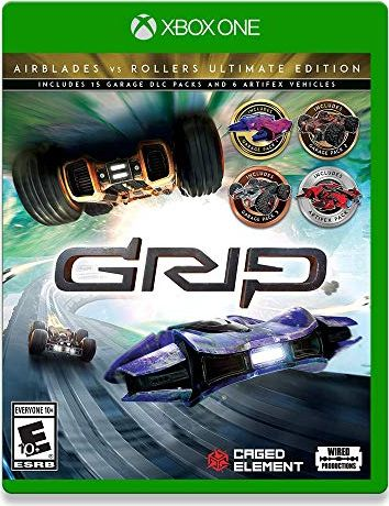 Grip Release Date Xbox One PS4 Switch