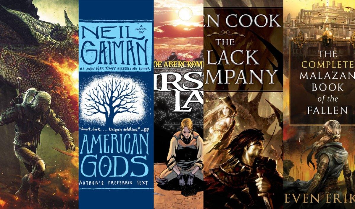 5 sagas recomendadas si te gusta Game of Thrones