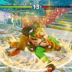Laura street Fighter V (1)