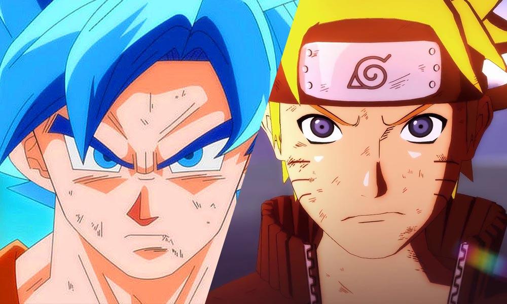 ¿Quién es más poderoso... Goku o Naruto? Kishimoto responde