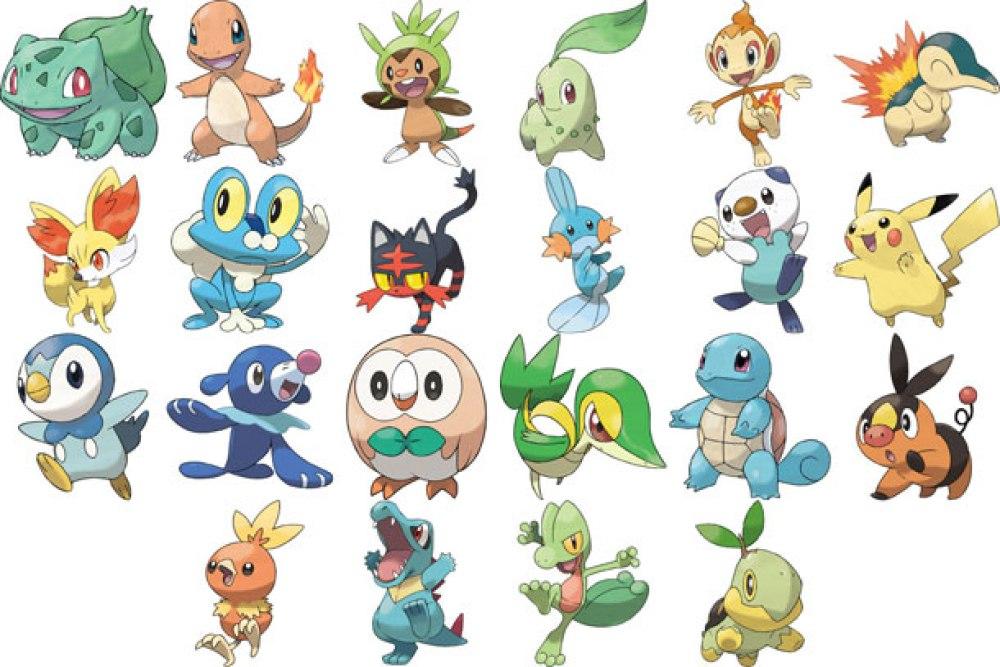 Pokemon Sunmoon No Popplio Generacion