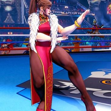 Chun-Li - Capcom Pro Tour Costume - Street Fighter V