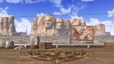 Transcontinental Railroad está basado en el escenario de Terry en Fatal Fury 2.