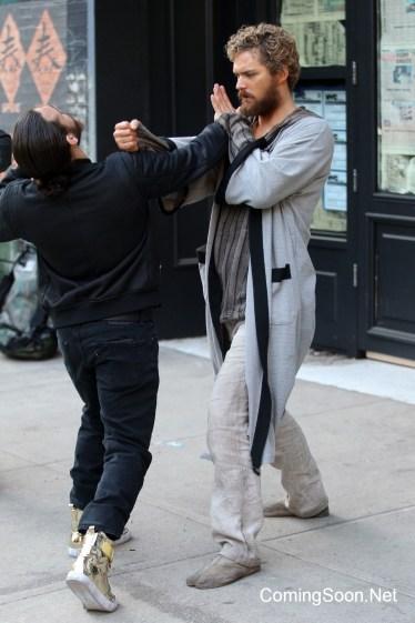 Celebrity Sightings in New York City - April 29, 2016