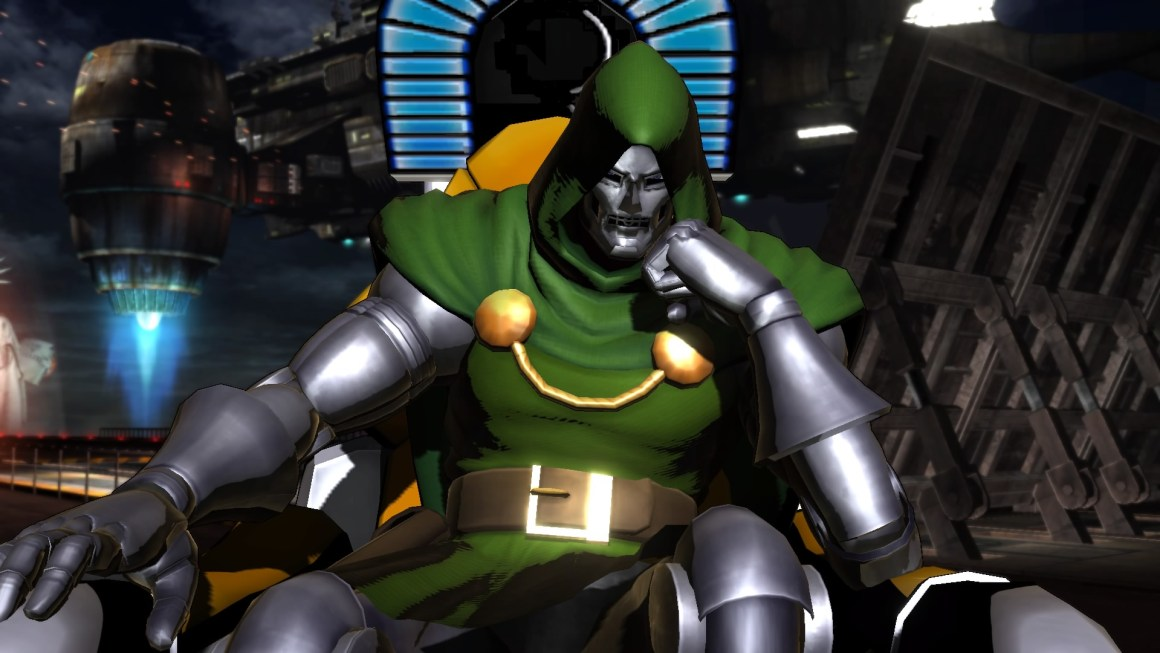 Ultimate Marvel vs. Capcom 3 - Doctor Doom