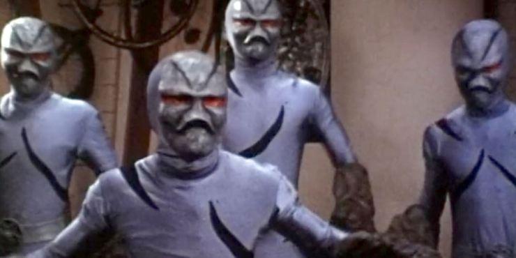 Patrulleros - Power Rangers
