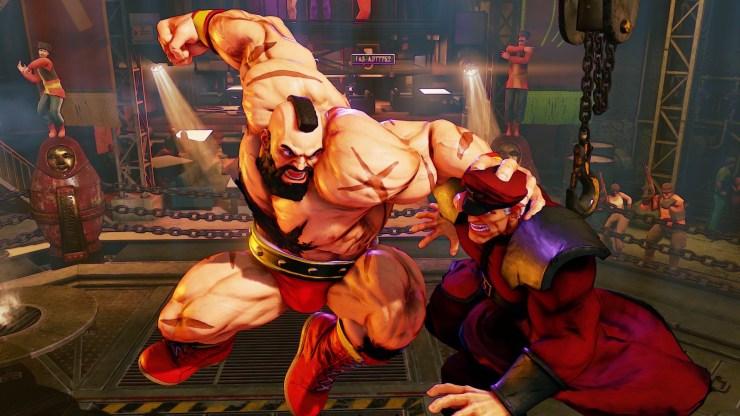 Zangief - Street Fighter V