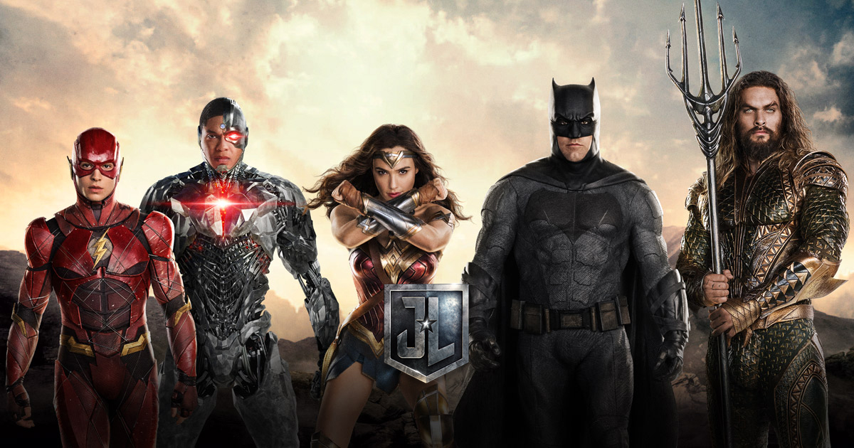 Lanzan primer trailer de Justice League