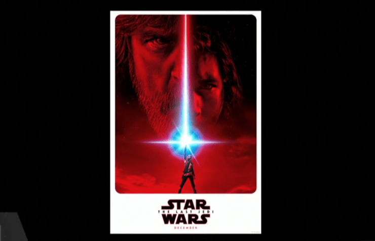 star wars the last jedi teaser trailer
