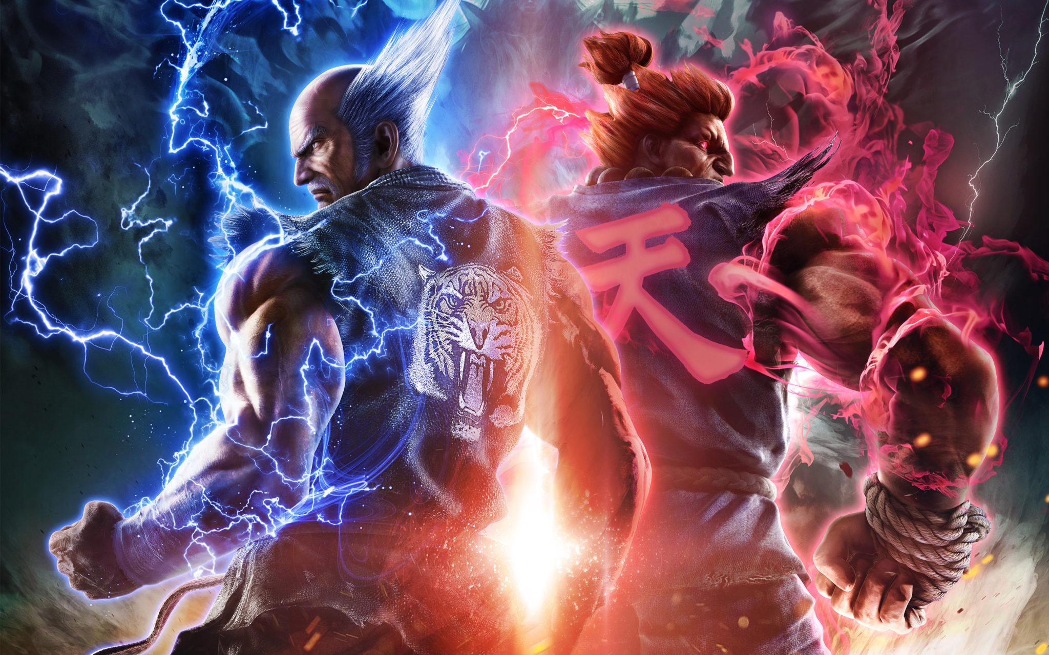Tekken 7 ha llegado para alegrar sus corazones