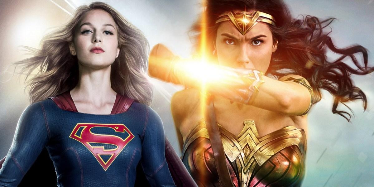 El crossover (no canónico) de Supergirl, Wonder Woman y Lois Lane