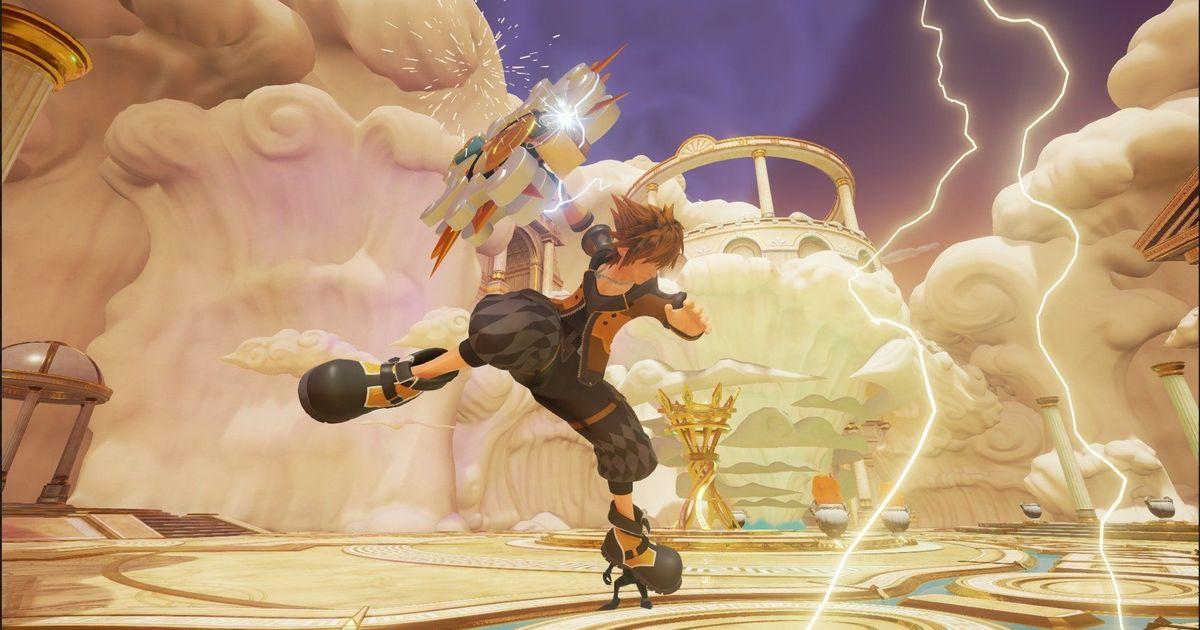 Éste es el nuevo trailer de Kingdom Hearts III