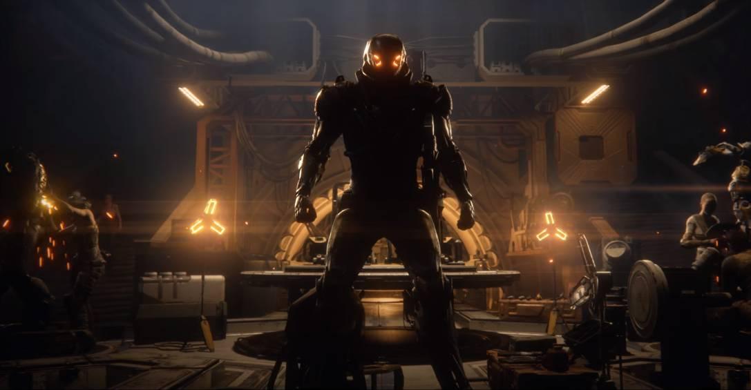 Así se juega Anthem, la nueva IP de BioWare